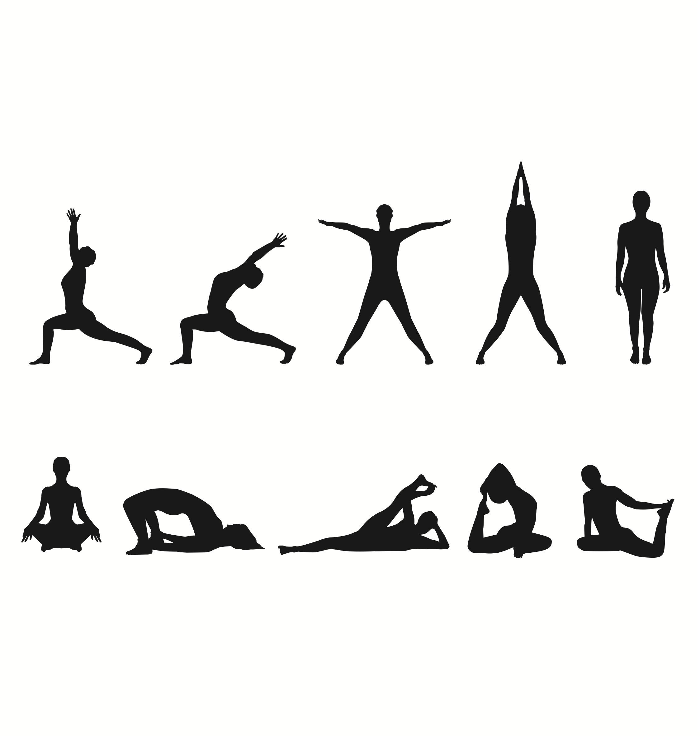 йога ассаны