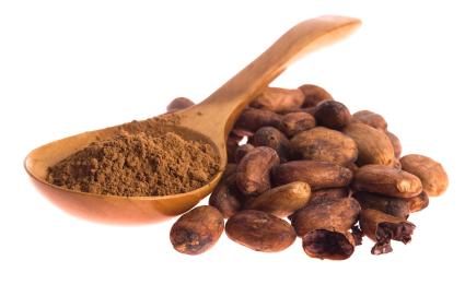 какао бобы активизация эпифиза, шишковидной железы, аджна чакры