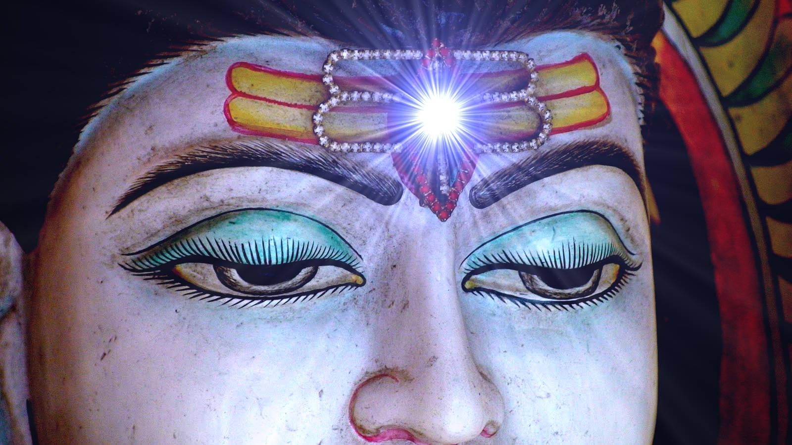 третий глаз шивы